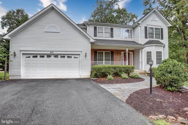 601 Austin Lane, HERNDON, VA 20170 (#VAFX2016842) :: Debbie Dogrul Associates - Long and Foster Real Estate