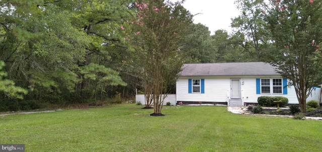 11407 Sinepuxent Road, BERLIN, MD 21811 (#MDWO2001708) :: Realty Executives Premier