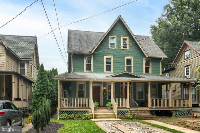 109 Centre Street, HADDONFIELD, NJ 08033 (#NJCD2005658) :: Tom Toole Sales Group at RE/MAX Main Line