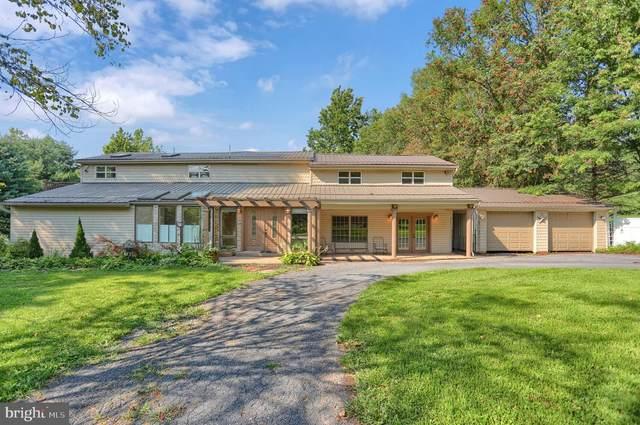 594 Brenneman Drive, LEWISBERRY, PA 17339 (#PAYK2004822) :: The Joy Daniels Real Estate Group