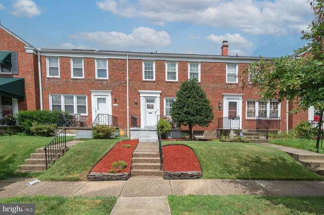 8116 Pleasant Plains Road, TOWSON, MD 21286 (#MDBC2008614) :: The Maryland Group of Long & Foster Real Estate