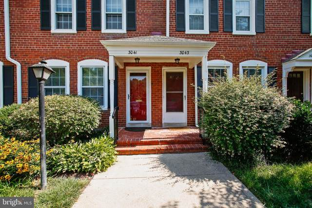 3041 S Buchanan Street, ARLINGTON, VA 22206 (#VAAR2003892) :: The Vashist Group