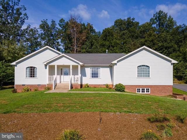 150 Heritage Drive, LURAY, VA 22835 (#VAPA2000232) :: Debbie Dogrul Associates - Long and Foster Real Estate