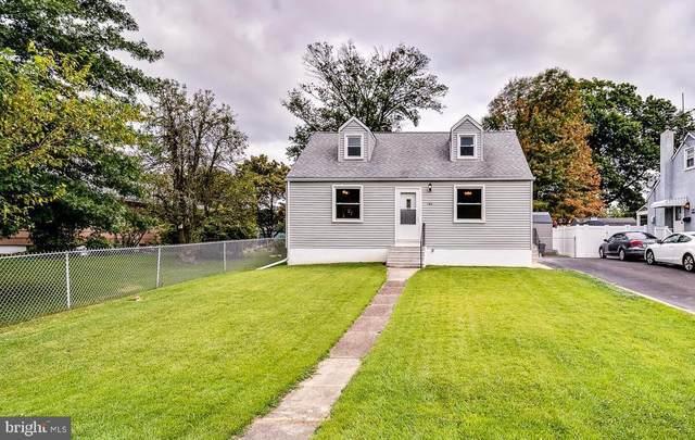 1184 Clinton Avenue, BENSALEM, PA 19020 (MLS #PABU2006238) :: Kiliszek Real Estate Experts