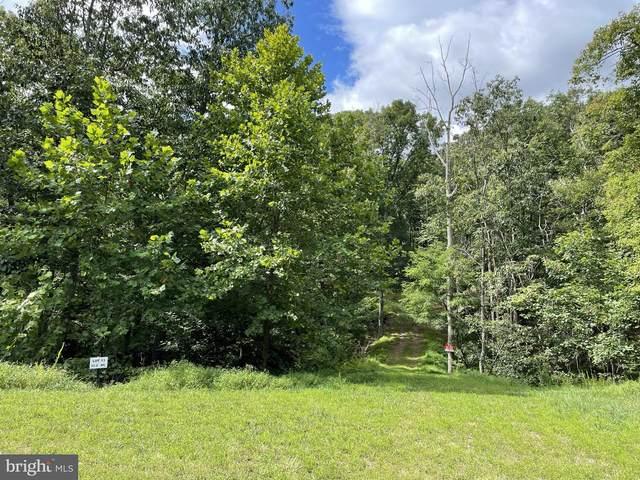 Lot 13 Elderberry Ln, PAW PAW, WV 25434 (#WVHS2000420) :: Dart Homes