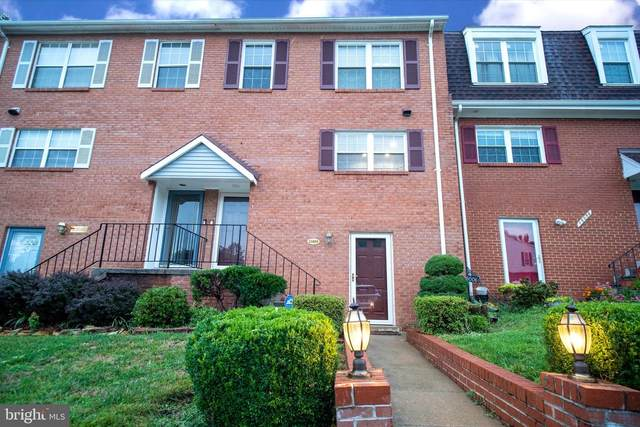 15008 Cherrydale Drive, WOODBRIDGE, VA 22193 (#VAPW2006780) :: The Maryland Group of Long & Foster Real Estate