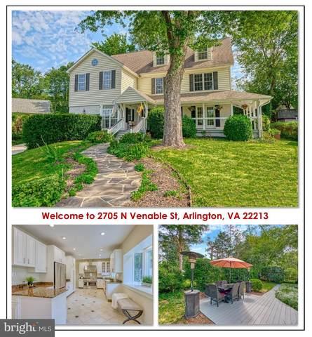 2705 N Venable Street, ARLINGTON, VA 22213 (#VAAR2003910) :: A Magnolia Home Team