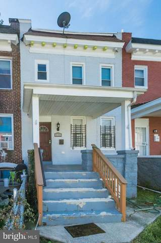 3011 W Garrison Avenue, BALTIMORE, MD 21215 (#MDBA2009592) :: Bic DeCaro & Associates