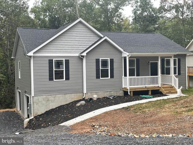 1405 Lakeview Drive, CROSS JUNCTION, VA 22625 (#VAFV2001396) :: Debbie Dogrul Associates - Long and Foster Real Estate