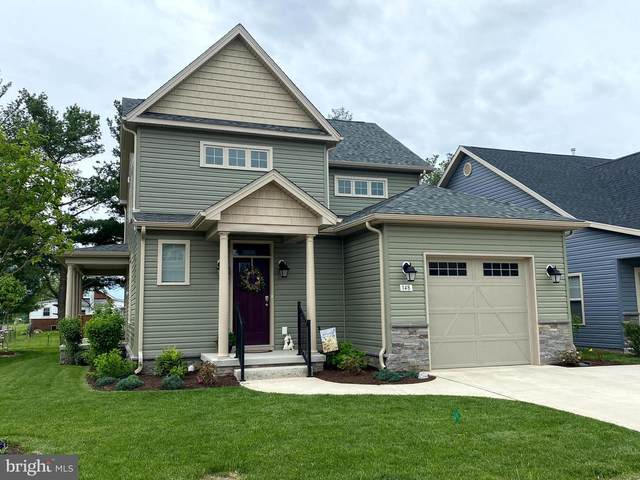 137 Doonbeg Ct, WINCHESTER, VA 22602 (#VAFV2001398) :: Debbie Dogrul Associates - Long and Foster Real Estate