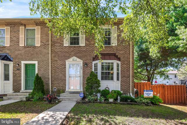 361 Cool Breeze Ct, PASADENA, MD 21122 (#MDAA2007738) :: The Maryland Group of Long & Foster Real Estate