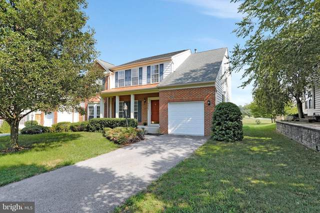 9427 Morning Walk Drive, HAGERSTOWN, MD 21740 (#MDWA2001772) :: Gail Nyman Group