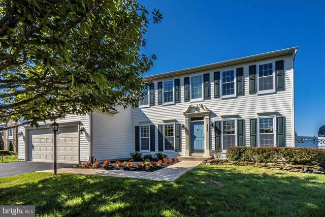 602 W Green Street, MIDDLETOWN, MD 21769 (#MDFR2004618) :: New Home Team of Maryland