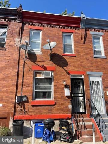 2539 W Seltzer Street, PHILADELPHIA, PA 19132 (MLS #PAPH2023374) :: Kiliszek Real Estate Experts