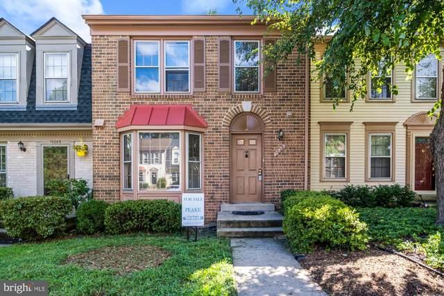 10287 Colony Park Drive, FAIRFAX, VA 22032 (#VAFX2017134) :: Debbie Dogrul Associates - Long and Foster Real Estate