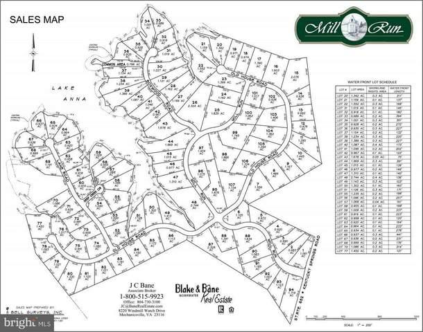 Lot # 11 Old House Road, BUMPASS, VA 23024 (#VALA2000442) :: Debbie Dogrul Associates - Long and Foster Real Estate