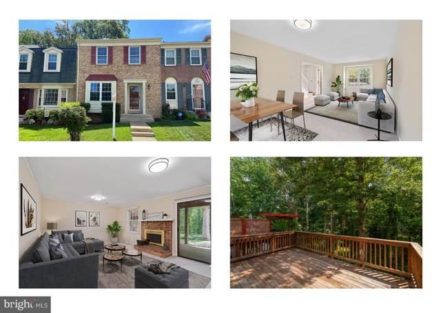 11345 Cromwell Court, WOODBRIDGE, VA 22192 (#VAPW2006834) :: The Maryland Group of Long & Foster Real Estate