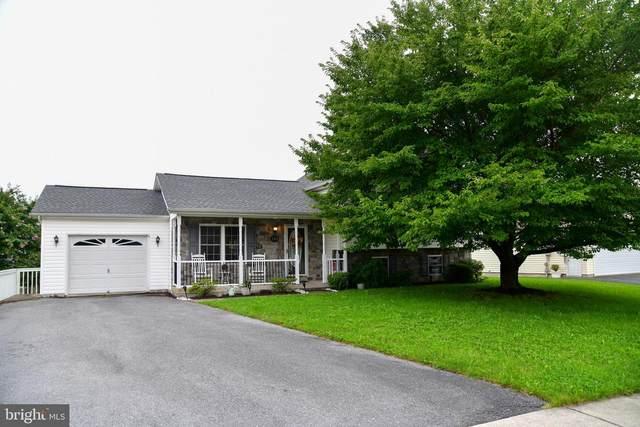 108 Sunhigh Drive, THURMONT, MD 21788 (#MDFR2004636) :: Eng Garcia Properties, LLC