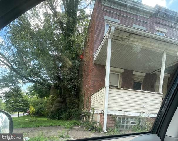 2715 W Lafayette Avenue, BALTIMORE, MD 21216 (#MDBA2009668) :: Dart Homes