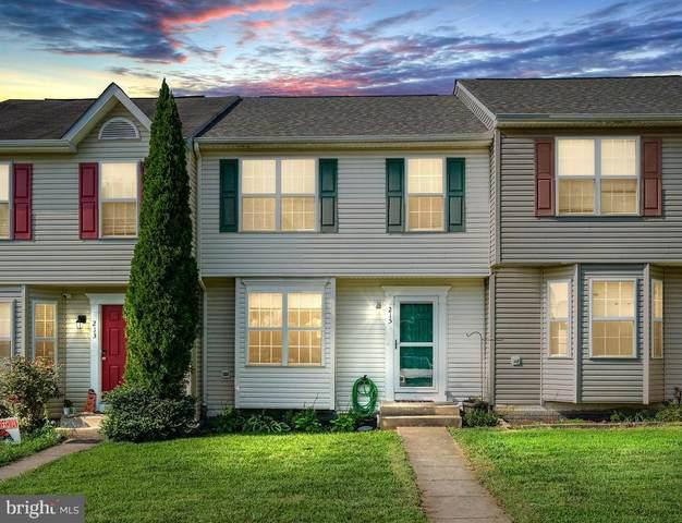 215 Ilona Court, STAFFORD, VA 22554 (#VAST2002792) :: Debbie Dogrul Associates - Long and Foster Real Estate
