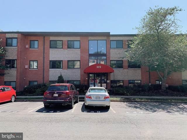 3312 S 28TH Street #204, ALEXANDRIA, VA 22302 (#VAAX2002940) :: The Licata Group / EXP Realty