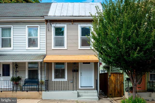 207 E 6TH Street, FREDERICK, MD 21701 (#MDFR2004654) :: Compass