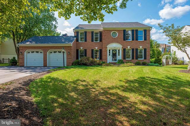706 Deer Hollow Drive, MOUNT AIRY, MD 21771 (#MDFR2004658) :: Charis Realty Group