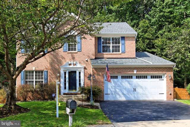 5604 Eppes Island Place, MANASSAS, VA 20112 (#VAPW2006880) :: New Home Team of Maryland