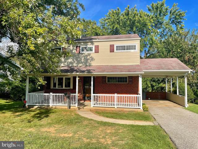5715 Oakland Road, BALTIMORE, MD 21227 (#MDBC2008836) :: ExecuHome Realty