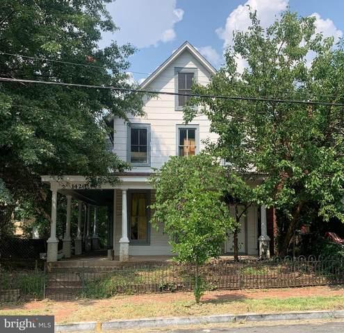 1420 W Street SE, WASHINGTON, DC 20020 (#DCDC2010100) :: Realty Executives Premier