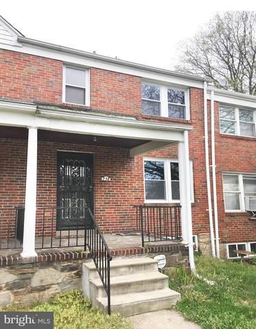 738 E Cold Spring Lane, BALTIMORE, MD 21212 (#MDBA2009724) :: Dart Homes