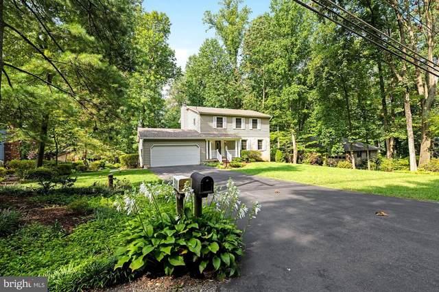5810 Fitzhugh Street, BURKE, VA 22015 (#VAFX2017280) :: Debbie Dogrul Associates - Long and Foster Real Estate