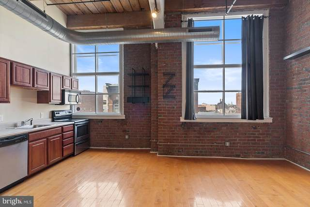 1010 Arch Street #413, PHILADELPHIA, PA 19107 (#PAPH2023560) :: Tom Toole Sales Group at RE/MAX Main Line