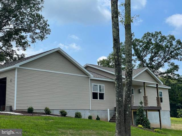 111 College Heights Court, MC HENRY, MD 21541 (#MDGA2000782) :: Shamrock Realty Group, Inc