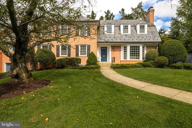 3701 Woodbine Street, CHEVY CHASE, MD 20815 (#MDMC2012714) :: The MD Home Team