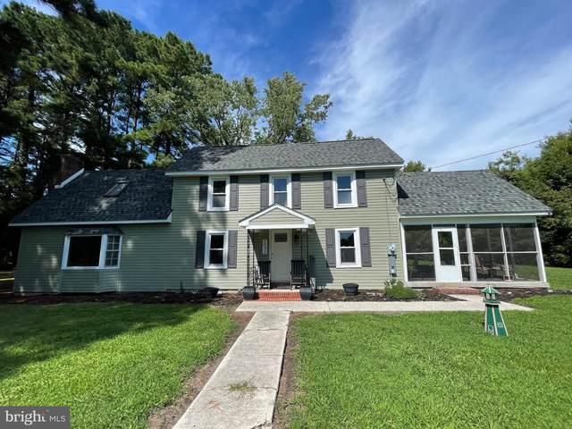 8092 Gillis, WESTOVER, MD 21871 (#MDSO2000370) :: Bright Home Group