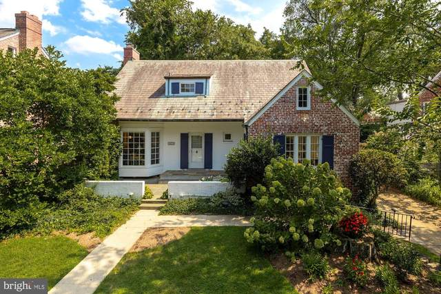 5611 Montgomery Street, CHEVY CHASE, MD 20815 (#MDMC2012716) :: Realty Executives Premier