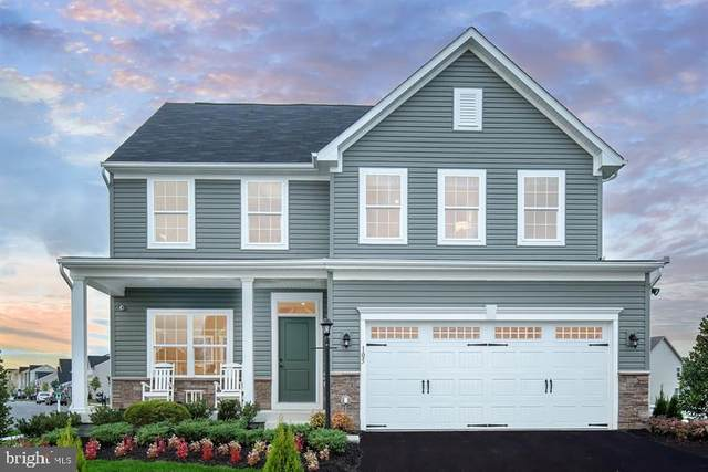 6971 Merle Court, NEW MARKET, MD 21774 (#MDFR2004698) :: Network Realty Group