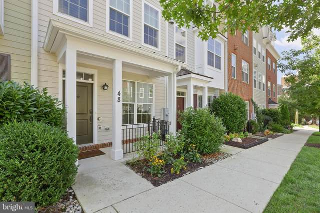 48 Linden Place, TOWSON, MD 21286 (#MDBC2008894) :: Advance Realty Bel Air, Inc