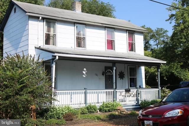 121 Springdale Street, CUMBERLAND, MD 21502 (#MDAL2000688) :: CENTURY 21 Core Partners