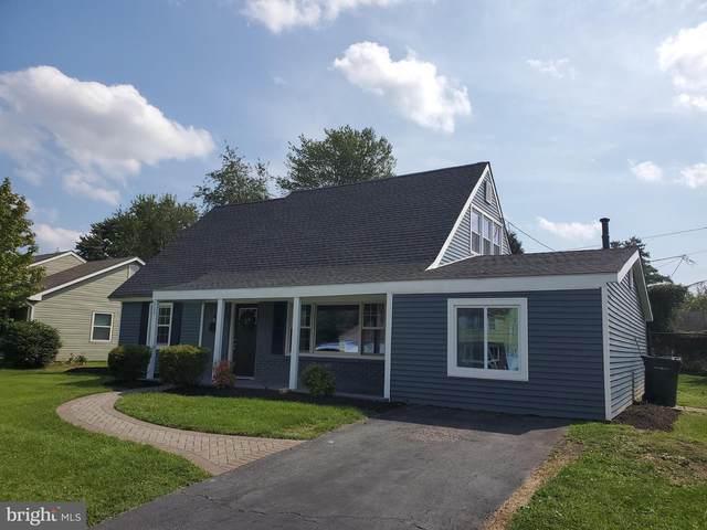 117 Nottingham Drive, WILLINGBORO, NJ 08046 (#NJBL2005952) :: New Home Team of Maryland