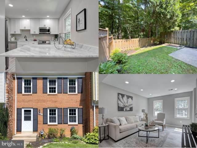 8380 Uxbridge Court, SPRINGFIELD, VA 22151 (#VAFX2017452) :: The Maryland Group of Long & Foster Real Estate