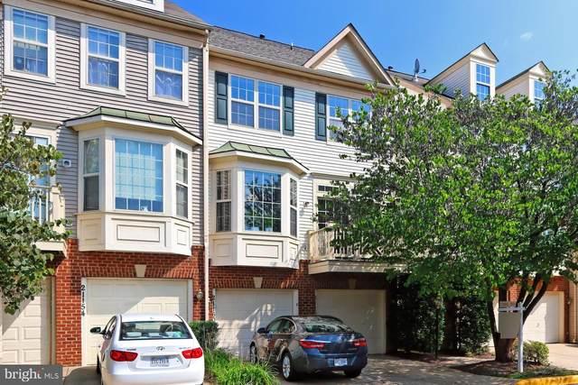 21158 Domain Terrace #16, STERLING, VA 20165 (#VALO2006876) :: City Smart Living