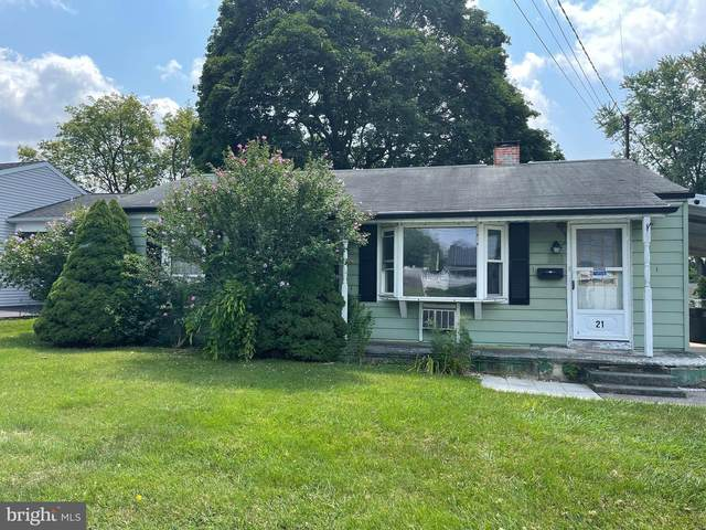 21 Courtland Road, CAMP HILL, PA 17011 (#PACB2002586) :: The Joy Daniels Real Estate Group