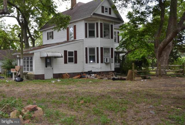 27270 Crisfield Marion Road, CRISFIELD, MD 21817 (#MDSO2000380) :: McClain-Williamson Realty, LLC.