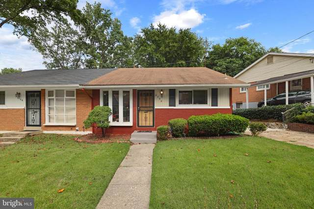 3208 27TH Avenue, TEMPLE HILLS, MD 20748 (#MDPG2009458) :: Key Home Team