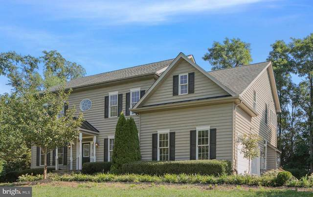 10917 Powell Road, THURMONT, MD 21788 (#MDFR2004748) :: Realty Executives Premier