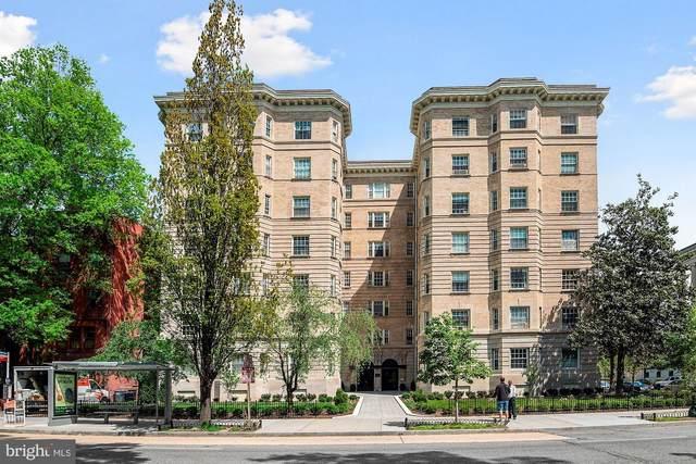 1801 16TH Street NW #109, WASHINGTON, DC 20009 (#DCDC2010322) :: The Redux Group
