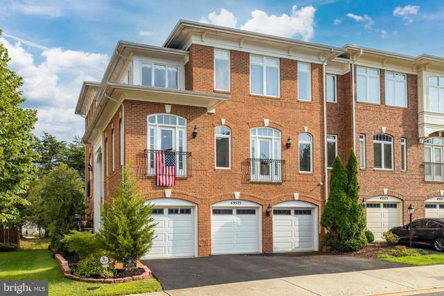 43575 Wild Ginger Terrace, LEESBURG, VA 20176 (#VALO2006926) :: The Maryland Group of Long & Foster Real Estate