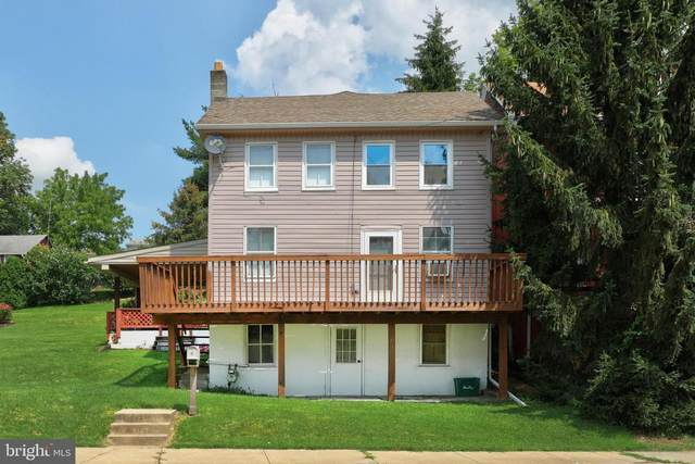 61 W George Street, YOE, PA 17313 (#PAYK2005060) :: TeamPete Realty Services, Inc